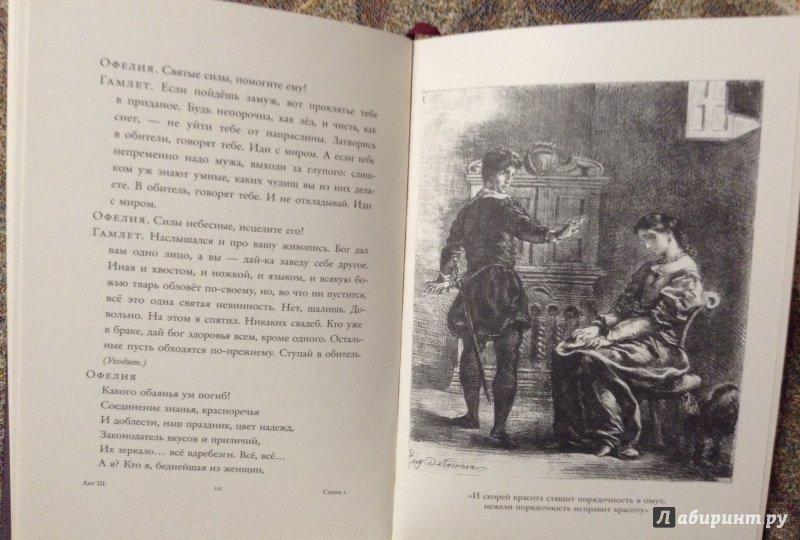 Иллюстрация 35 из 41 для Гамлет, принц датский - Уильям Шекспир | Лабиринт - книги. Источник: Наталья Муравьёва
