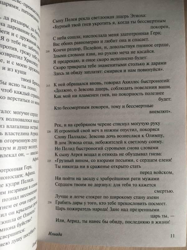Иллюстрация 5 из 24 для Илиада - Гомер | Лабиринт - книги. Источник: Ефимова  Мария Владимировна