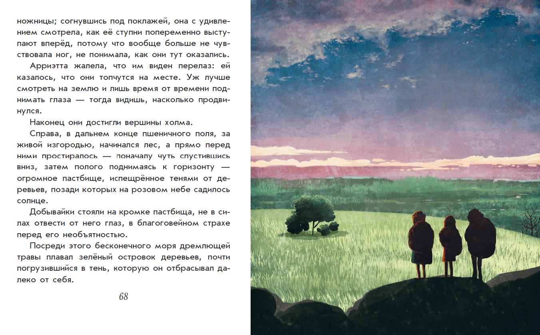 Иллюстрация 20 из 56 для Добывайки в поле - Мэри Нортон | Лабиринт - книги. Источник: Редактор этой книги