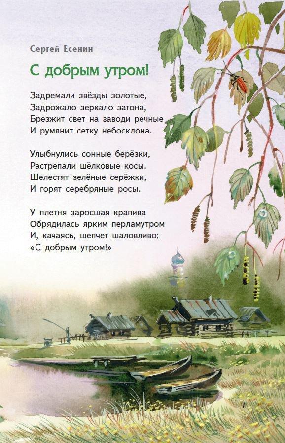 стихи о лете и фото поэтов тот кто