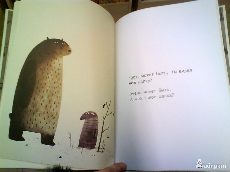 Иллюстрация 5 из 22 для Где моя шапка? - Джон Классен | Лабиринт - книги. Источник: Мила