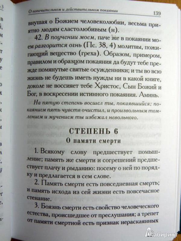 Иллюстрация 10 из 29 для Лествица - Иоанн Преподобный | Лабиринт - книги. Источник: ***Лариса***