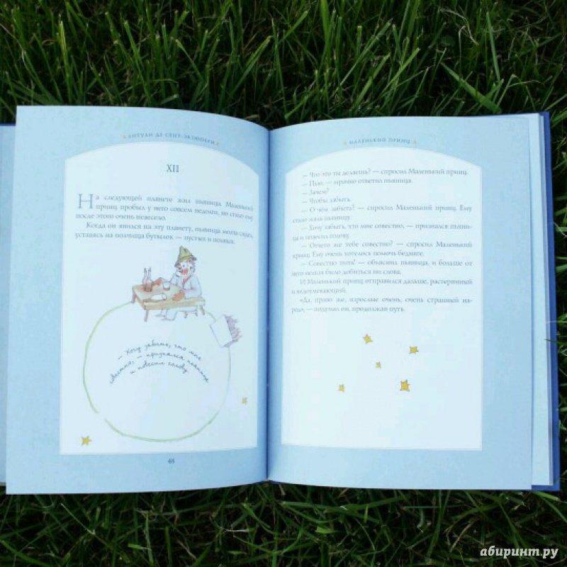 Иллюстрация 39 из 100 для Маленький принц - Антуан Сент-Экзюпери | Лабиринт - книги. Источник: Кошка_Мёбиуса