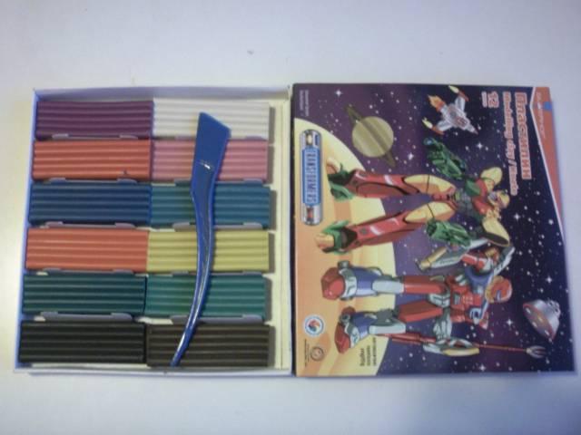 """Иллюстрация 1 из 9 для Пластилин 12 цветов """"Transformers"""" (951145-40)   Лабиринт - игрушки. Источник: obana"""