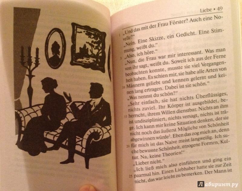Иллюстрация 1 из 5 для Истории о любви - Hermann Hesse   Лабиринт - книги. Источник: Nadezhda  Marchenko