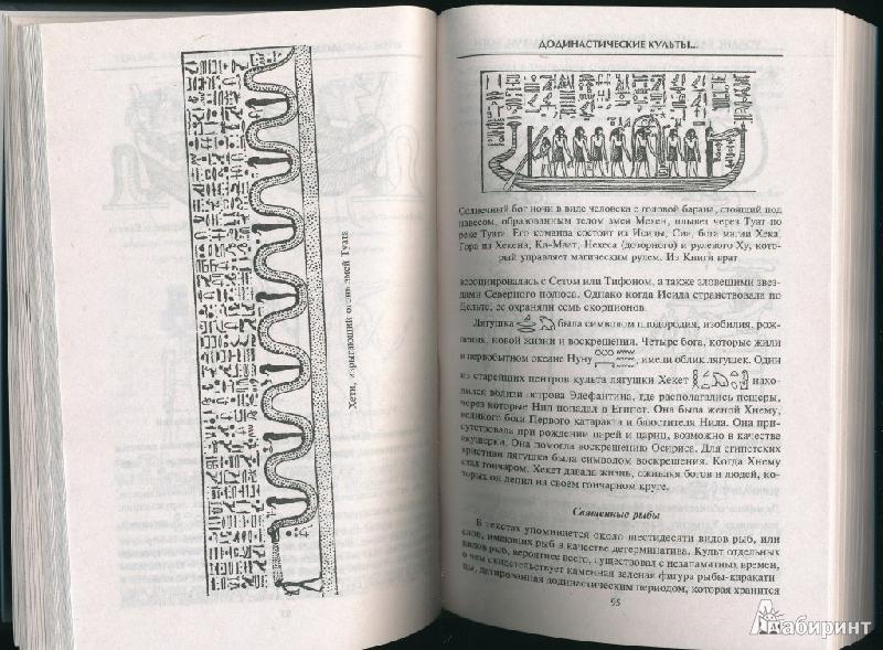 Иллюстрация 12 из 15 для Древний Египет: духи, идолы, боги - Уоллис Бадж | Лабиринт - книги. Источник: Rishka Amiss
