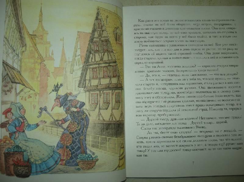 Иллюстрация 13 из 35 для Сказки - Вильгельм Гауф   Лабиринт - книги. Источник: Мартынова  Анна Владимировна