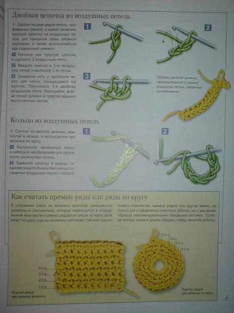 Иллюстрация 1 из 6 для Большая книга по вязанию: Крючок   Лабиринт - книги. Источник: Настёна