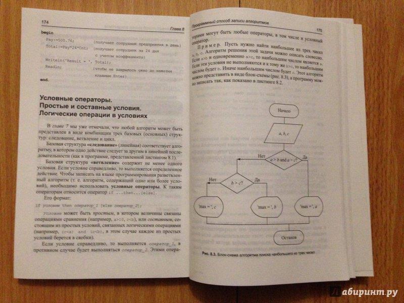Иллюстрация 2 из 4 для Информатика. Теоретические основы. Учебное пособие для подготовки к ЕГЭ (+CD) - Нурмухамедов, Соловьева | Лабиринт - книги. Источник: Лабиринт