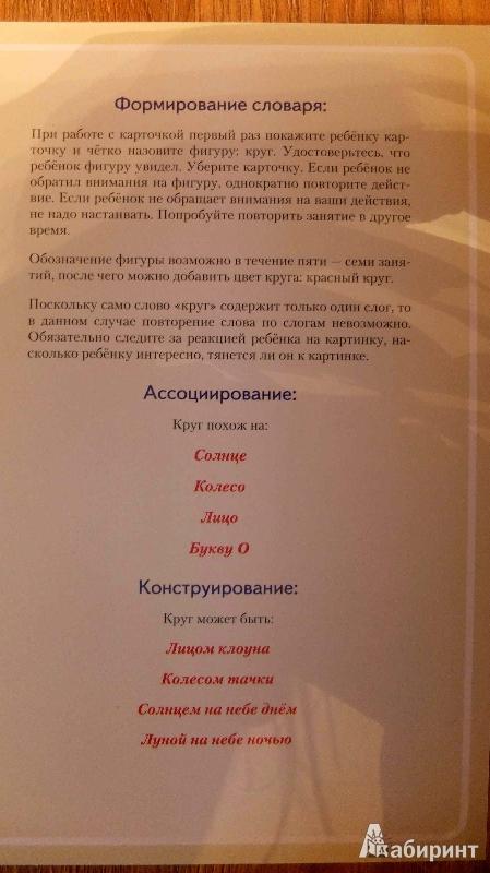 Иллюстрация 4 из 12 для Цвета и формы. Книга + карточки - Тамара Шапошникова | Лабиринт - игрушки. Источник: Сергутова  Регина