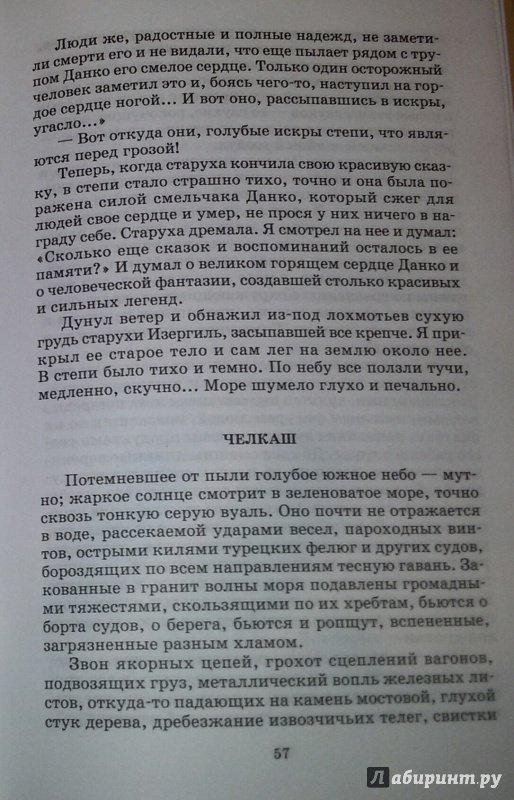 Иллюстрация 6 из 17 для Рассказы и сказки - Максим Горький   Лабиринт - книги. Источник: Zima