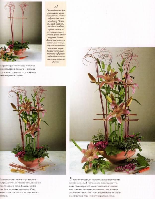 Иллюстрация 1 из 3 для Современная флористика - Линда Оуэн   Лабиринт - книги. Источник: ТТ