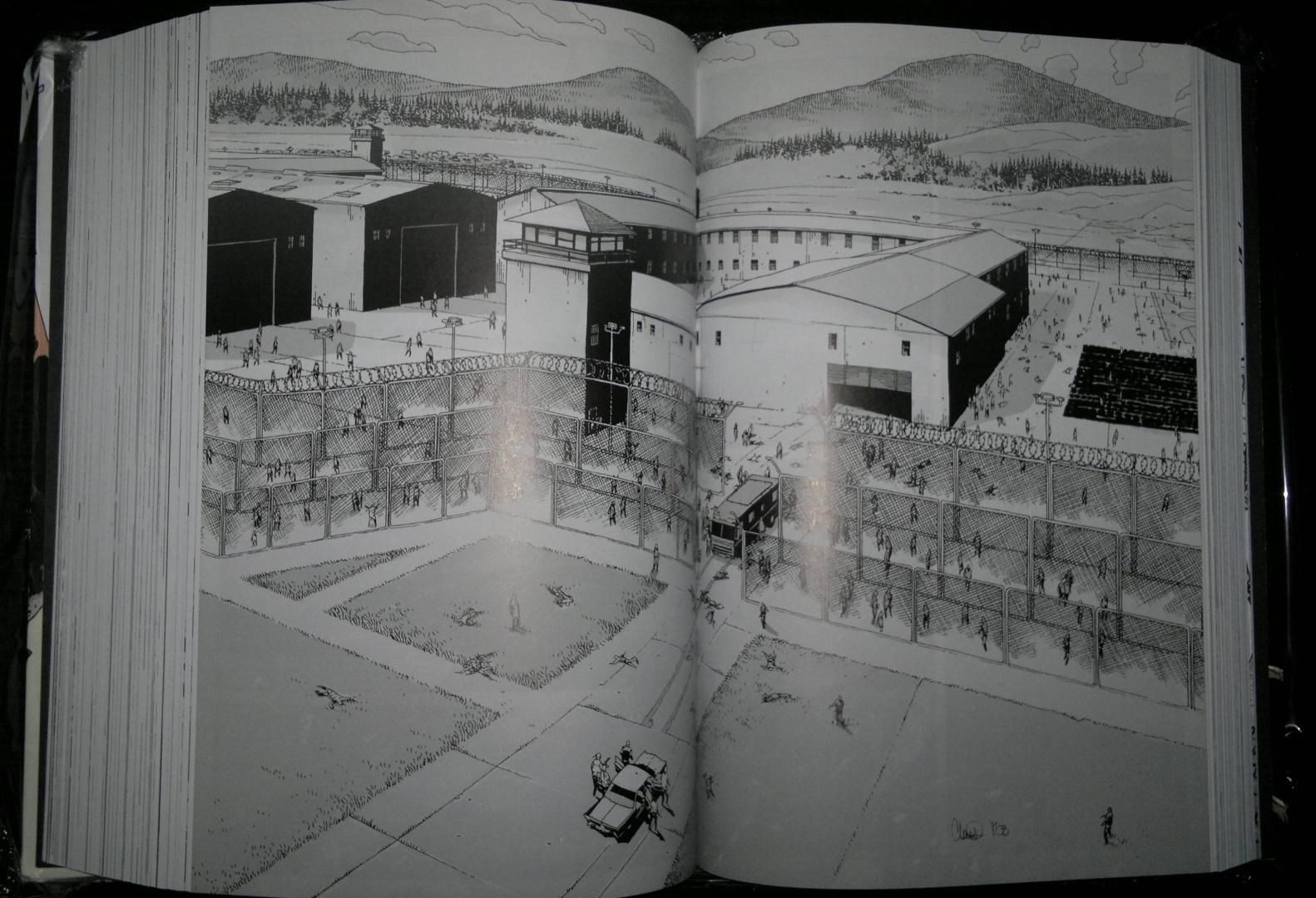 Иллюстрация 43 из 73 для Ходячие мертвецы. Полное собрание. Том 1 - Роберт Киркман | Лабиринт - книги. Источник: Шаповалов  Алексей