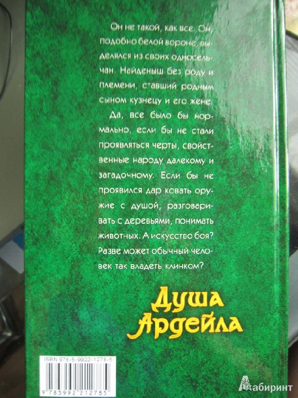 Иллюстрация 2 из 7 для Душа Ардейла - Сергей Бадей | Лабиринт - книги. Источник: Еременко  Наталья