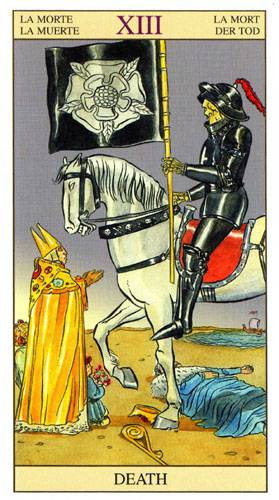 Иллюстрация 48 из 54 для Таро Нью Вижн - Пьетро Алиго | Лабиринт - книги. Источник: Olla-la