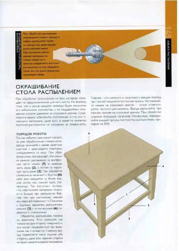 Иллюстрация 36 из 38 для Отделка древесины. Иллюстрированное руководство - Мик Аллен | Лабиринт - книги. Источник: Юта