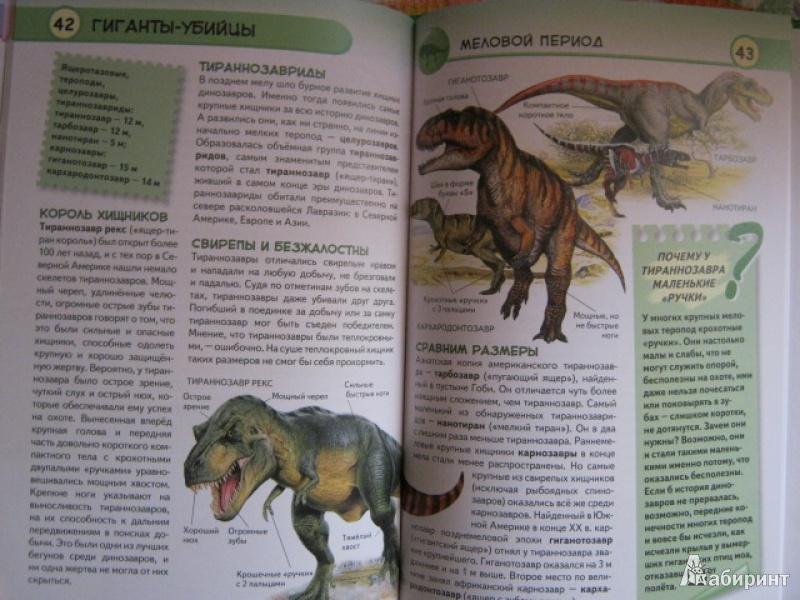 Иллюстрация 9 из 34 для Динозавры. Ящеры мезозойской эры - Юлия Школьник | Лабиринт - книги. Источник: Евгения39