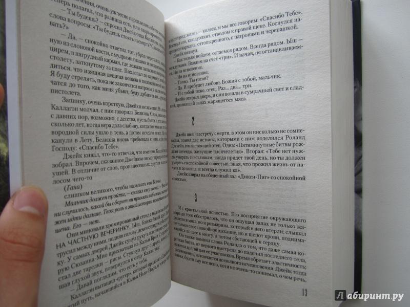 Иллюстрация 29 из 43 для Темная Башня - Стивен Кинг | Лабиринт - книги. Источник: Павел