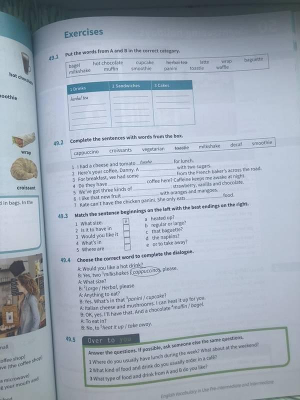 Иллюстрация 19 из 27 для English Vocabulary in Use Pre-intermediate and Intermediate Book with Answers: Vocabulary Reference - Stuart Redman | Лабиринт - книги. Источник: Клат  Екатерина