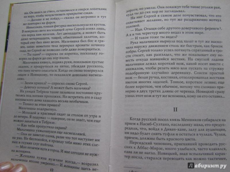 Иллюстрация 8 из 10 для Воздаяние храбрости - Владимир Соболь | Лабиринт - книги. Источник: Марина