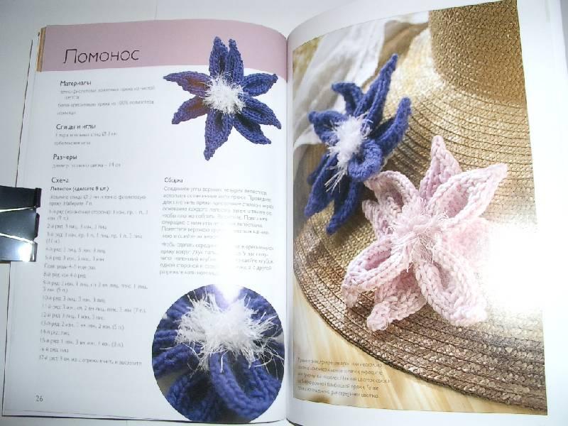 Иллюстрация 13 из 39 для Вязаные цветы: 20 проектов - Сьюзи Джонс | Лабиринт - книги. Источник: Afalina