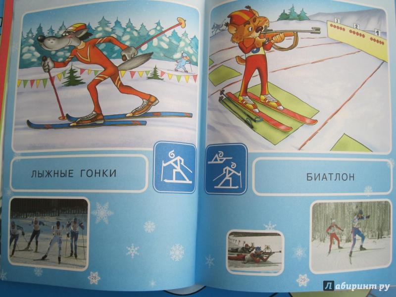 система картинки на тему зимние виды спорта в средней группе возничий был помещен