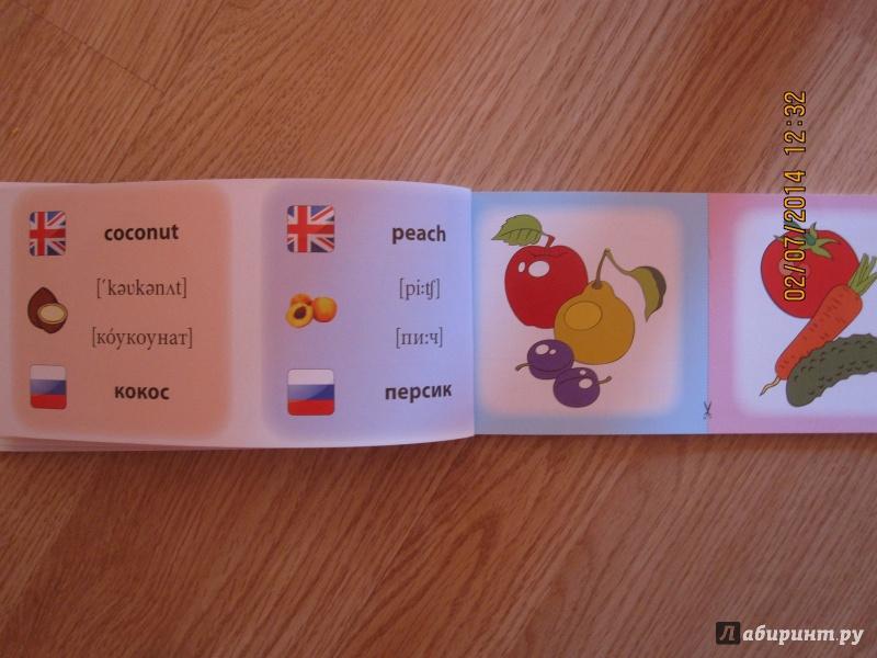 Иллюстрация 12 из 16 для Овощи. Фрукты. Коллекция карточек - Лариса Зиновьева | Лабиринт - книги. Источник: Русских  Юлия