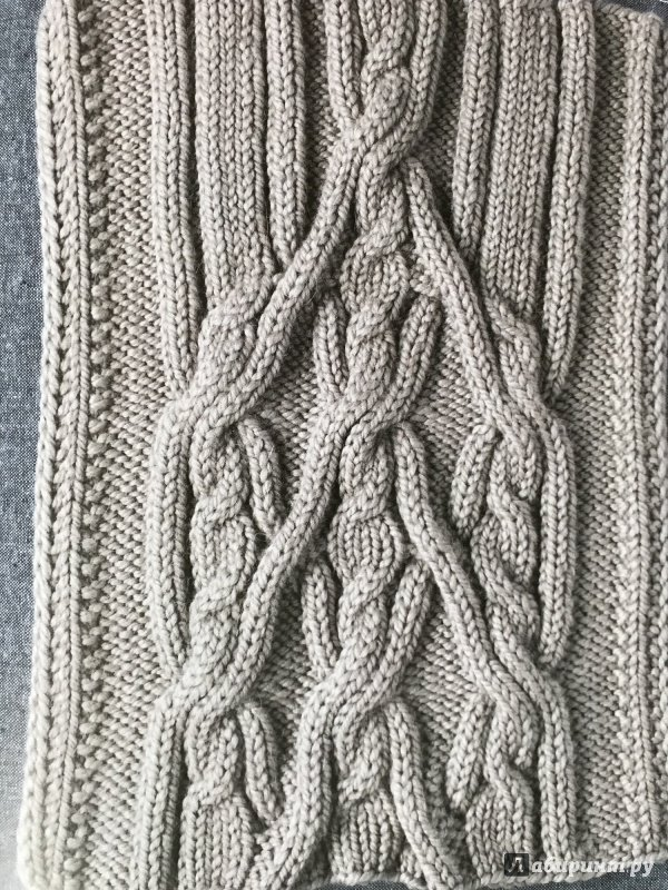сагалова узоры спицами из жгутов для жилета фото мать-и-мачеха используется