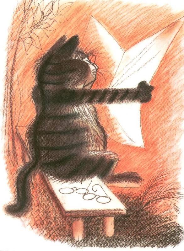 Чижиков коты открытки