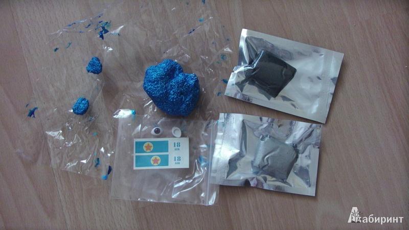 Иллюстрация 1 из 12 для Пластилин шариковый, мелкозернистый, металлик (072450/072451/072452/072453/072454) | Лабиринт - игрушки. Источник: Сплинтер  Ирина
