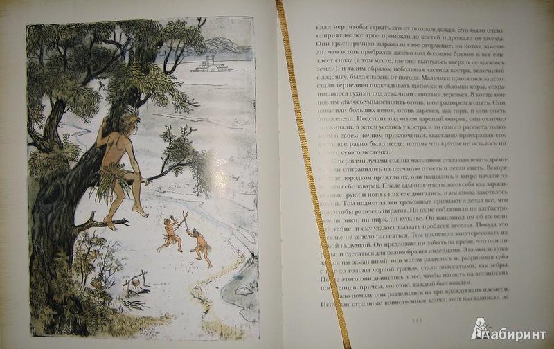 Иллюстрация 24 из 51 для Приключения Тома Сойера - Марк Твен | Лабиринт - книги. Источник: Трухина Ирина