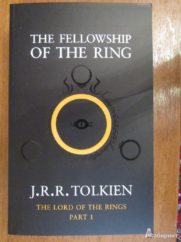 Иллюстрация 1 из 10 для The Fellowship of the Ring (part 1) - Tolkien John Ronald Reuel   Лабиринт - книги. Источник: Кэтти-Бри