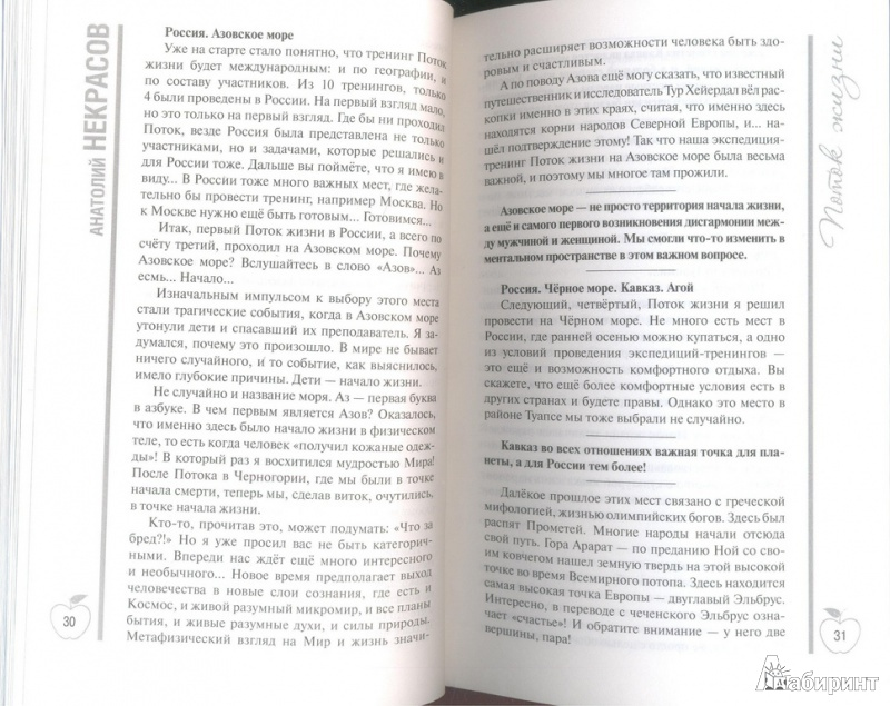 Иллюстрация 7 из 13 для На волне Потока жизни. Книга-тренинг - Анатолий Некрасов | Лабиринт - книги. Источник: Тесла