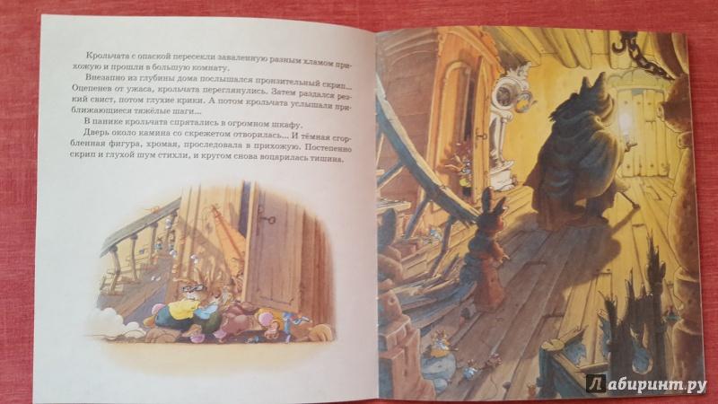 Иллюстрация 40 из 47 для Заколдованный дом - Женевьева Юрье | Лабиринт - книги. Источник: Ола-ола