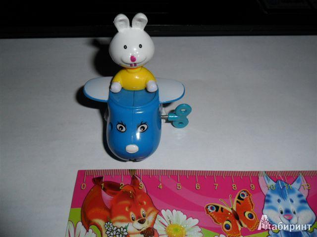 """Иллюстрация 5 из 9 для Катер """"Забавные заводные игрушки"""", ассортимент (526-79А)   Лабиринт - игрушки. Источник: ***Лора***"""
