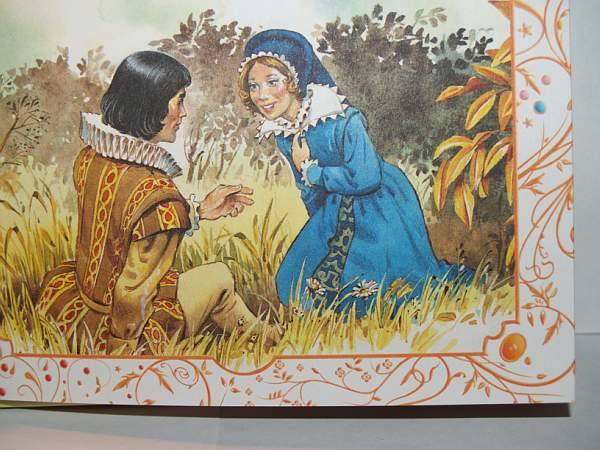 Иллюстрация 14 из 29 для Добрые сказки для девочек | Лабиринт - книги. Источник: Cовушка