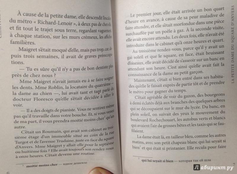 Иллюстрация 5 из 6 для L'Amie de Madame Maigret - Жорж Сименон   Лабиринт - книги. Источник: Tatiana Sheehan