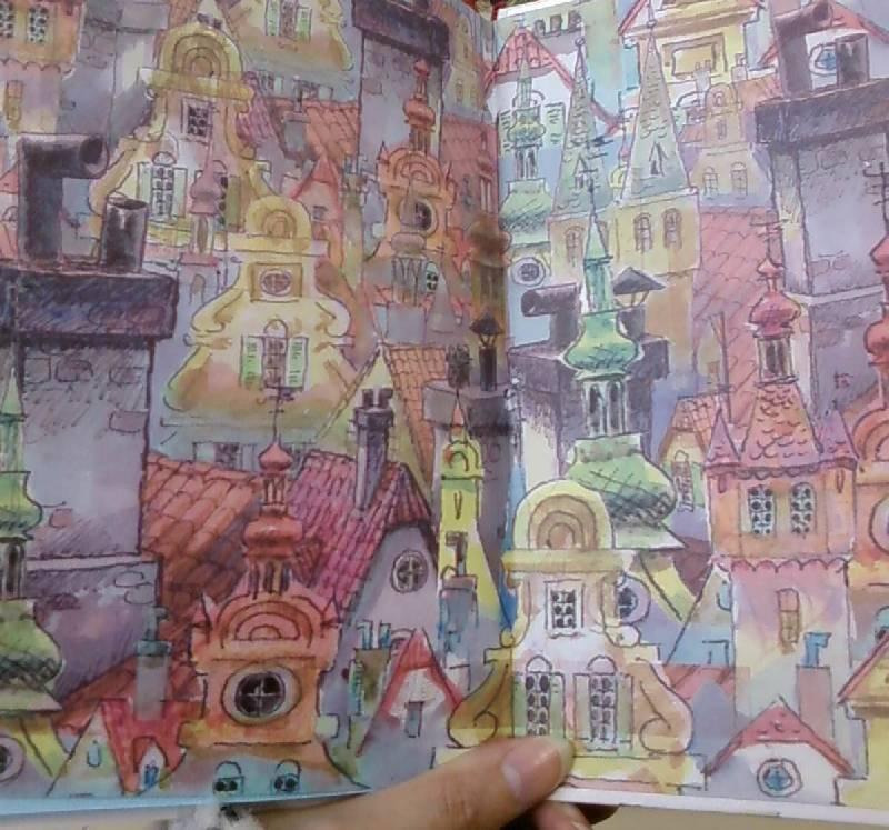 Иллюстрация 6 из 7 для Малютка-привидение из Вазастана. Карлсон не привидение, а просто Карлсон - Астрид Линдгрен | Лабиринт - книги. Источник: lettrice