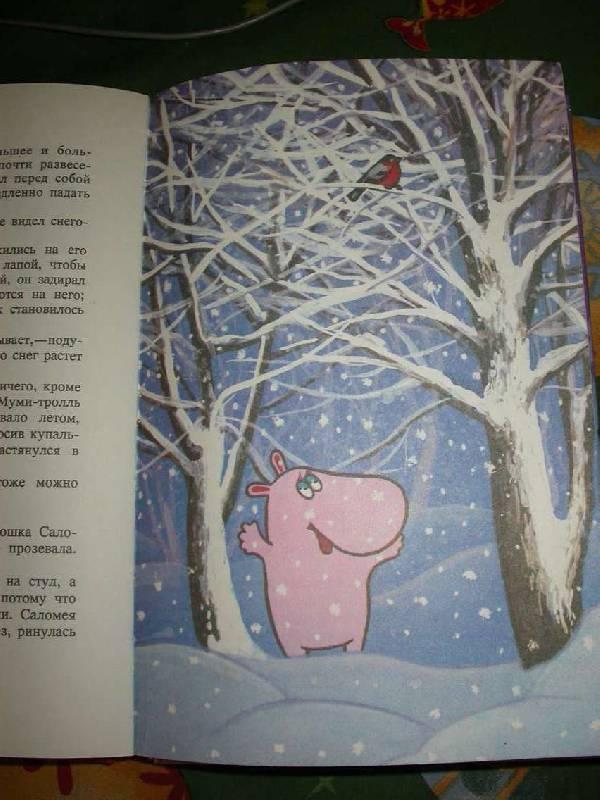 Иллюстрация 18 из 24 для Все о Муми-Троллях. Волшебная зима: Повести-сказки - Туве Янссон | Лабиринт - книги. Источник: САР
