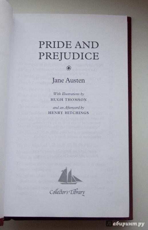 Иллюстрация 7 из 13 для Pride and Prejudice - Jane Austen | Лабиринт - книги. Источник: Кутукова  Галина