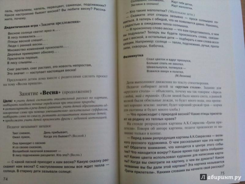Иллюстрация 12 из 13 для Игры и занятия по развитию речи дошкольников. Книга 2. Старшая группа - Петрова, Петрова   Лабиринт - книги. Источник: Половинка  Юля