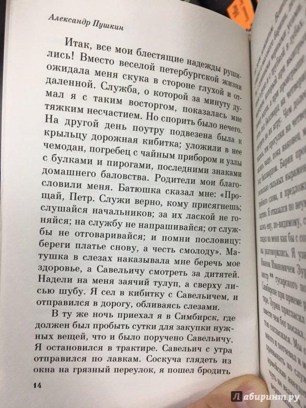 Иллюстрация 13 из 19 для Капитанская дочка - Александр Пушкин | Лабиринт - книги. Источник: Lina