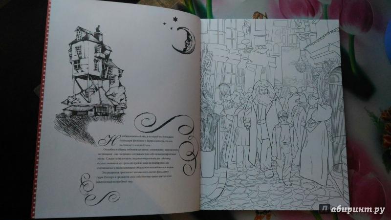 Иллюстрация 44 из 60 для Гарри Поттер. Волшебники и где их ...