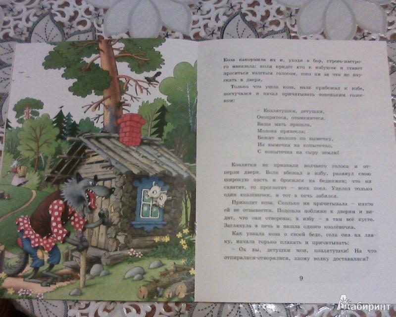 Иллюстрация 5 из 24 для Теремок | Лабиринт - книги. Источник: Вам письмо