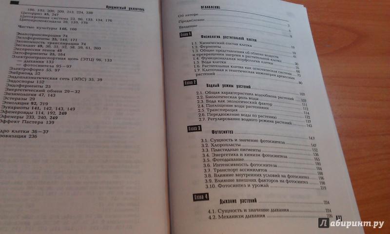 Иллюстрация 19 из 42 для Физиология растений. Учебник - Анатолий Веретенников | Лабиринт - книги. Источник: Nayt