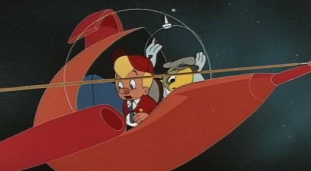 Иллюстрация 4 из 15 для Пиноккио в открытом космосе (DVD) - Рэй Гуссенс | Лабиринт - Источник: Ляпина  Ольга Станиславовна