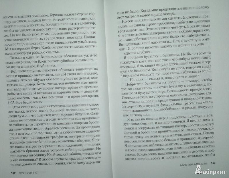 Иллюстрация 7 из 30 для Мистер Монстр - Дэн Уэллс | Лабиринт - книги. Источник: Леонид Сергеев