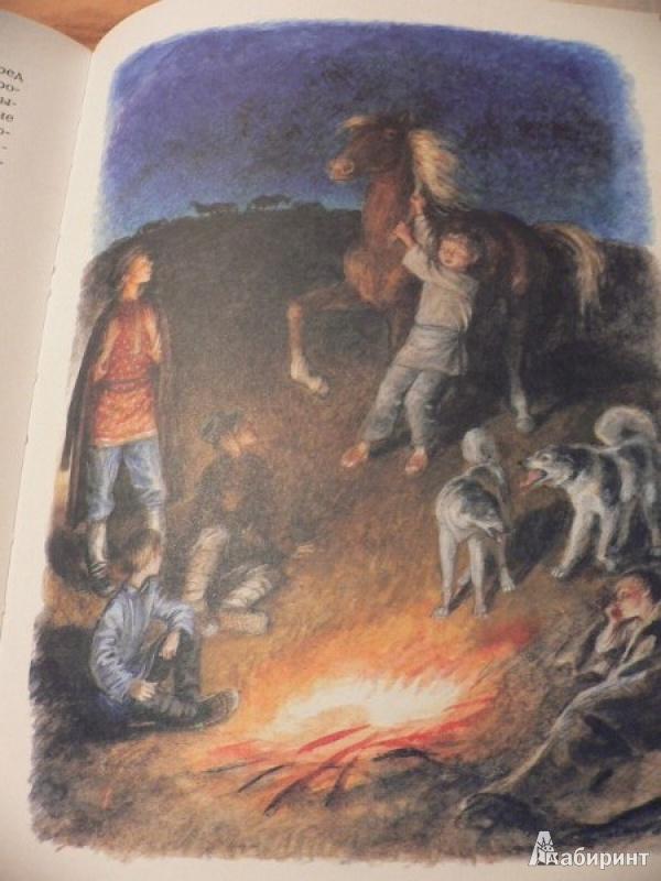 ничего иллюстрации к бежину лугу тургенева художниками дело разных