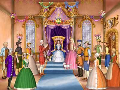 Иллюстрация 1 из 3 для Barbie. Принцесса и нищенка (CD) | Лабиринт - софт. Источник: Юлия7