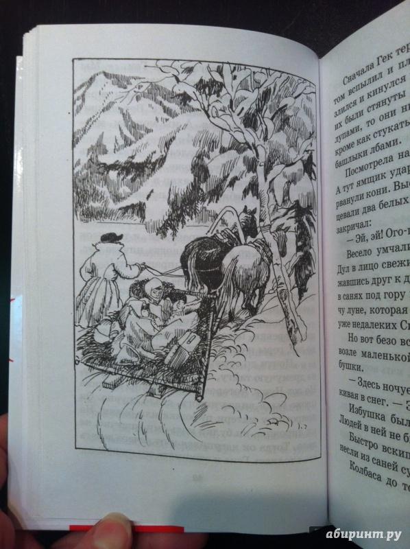 Иллюстрация 5 из 6 для Тимур и его команда - Аркадий Гайдар | Лабиринт - книги. Источник: katriya